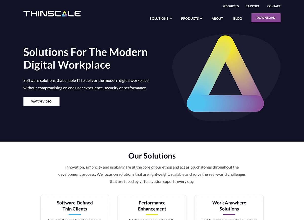 Thinscale